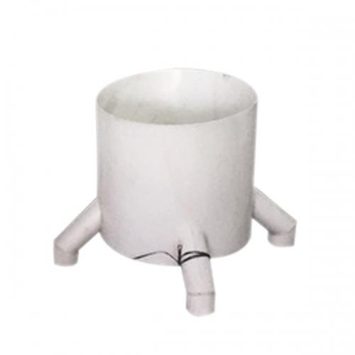 螺旋溜槽PP板配件